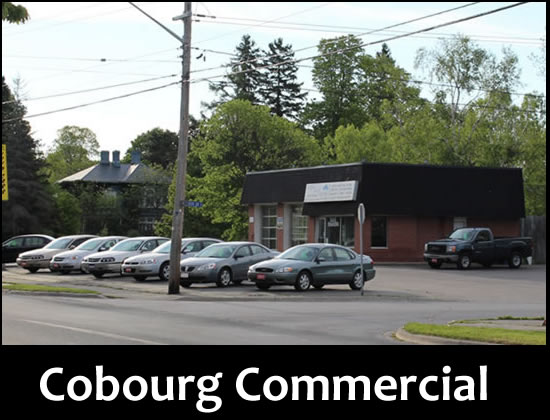 cobourg east end commercial investment property